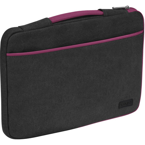 Sony VAIO Laptop Carrying Case (Black with Red Trim)