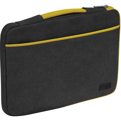 Sony VAIO Laptop Carrying Case (Black with Yellow Trim)
