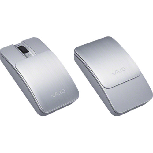 Sony VAIO Bluetooth Slider Mouse (Silver)
