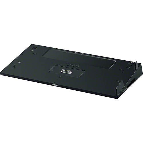 """Sony Docking Station for VAIO S Series 15"""" Laptops (Black)"""