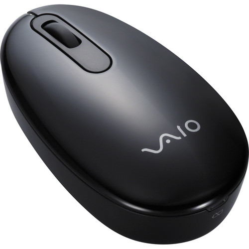 Sony VAIO Wireless Travel Mouse (Black)