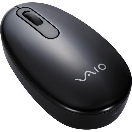 Sony VAIO Wireless Travel Mouse (Black)
