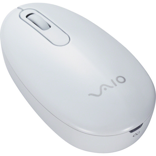 Sony VAIO Wireless Travel Mouse (White)