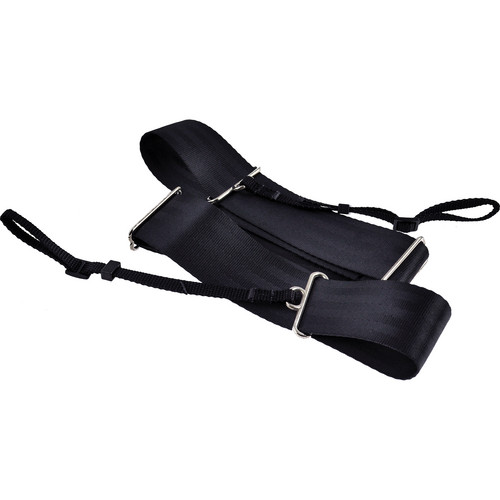 "Souldier Custom 2"" Camera Strap (Black)"