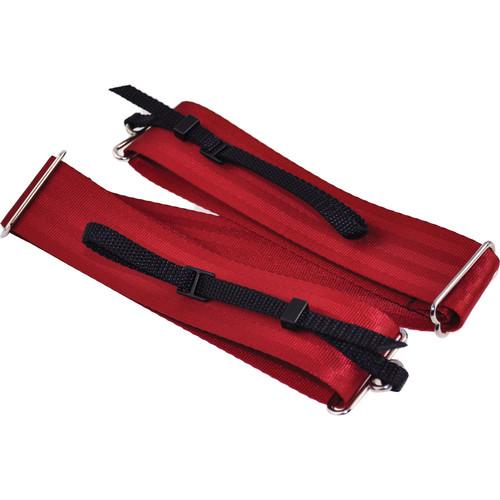 "Souldier Custom 2"" Camera Strap (Dark Red)"