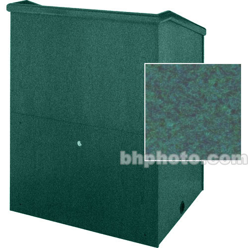 "Sound-Craft Systems Presenter 36"" Carpet Lectern (Hunter)"