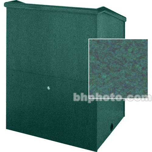 "Sound-Craft Systems Presenter 48"" Carpet Lectern (Hunter)"