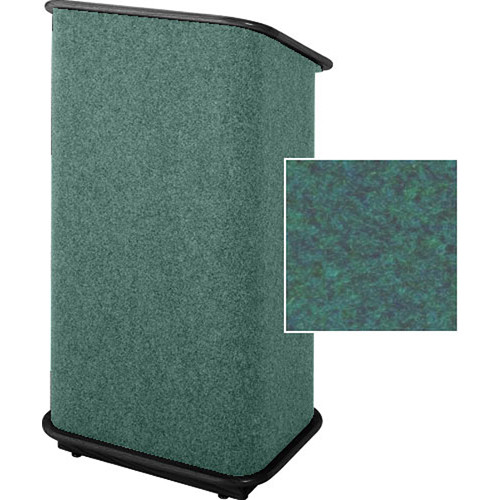 Sound-Craft Systems CFL Floor Lectern (Hunter/Black)