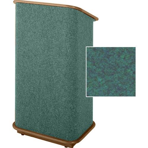 Sound-Craft Systems CFL Floor Lectern (Hunter/Walnut)