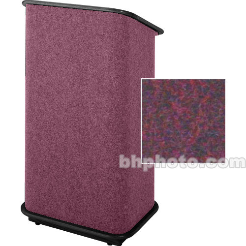 Sound-Craft Systems Spectrum Series CML Modular Lectern CMLBB (Brick/Black)