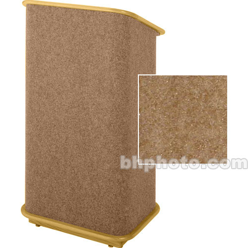 Sound-Craft Systems Spectrum Series CML Modular Lectern CMLBB (Butternut/Natural Oak)