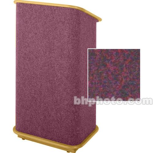 Sound-Craft Systems Spectrum Series CML Modular Lectern CMLBB (Brick/Natural Oak)