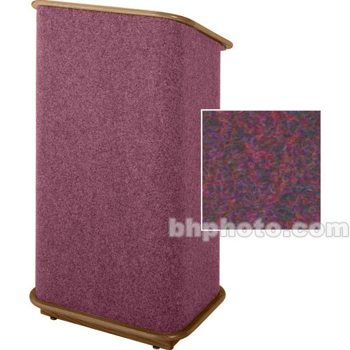 Sound-Craft Systems Spectrum Series CML Modular Lectern CMLBB (Brick/Walnut)