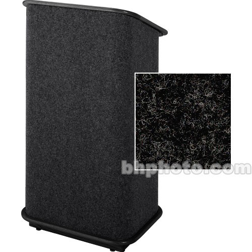 Sound-Craft Systems Spectrum Series CML Modular Lectern CMLBB (Charcoal/Black)