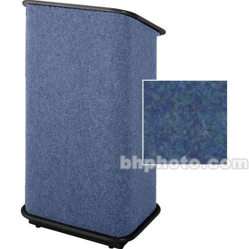 Sound-Craft Systems Spectrum Series CML Modular Lectern CMLBB (Navy/Black)