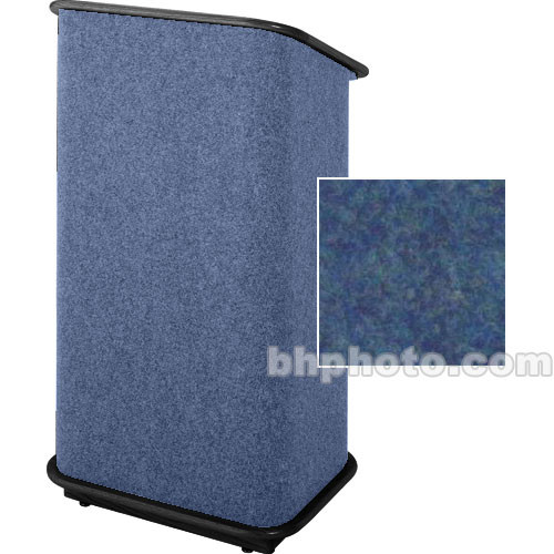 Sound-Craft Systems Spectrum Series CML Modular Lectern CMLBB (Navy/Black)