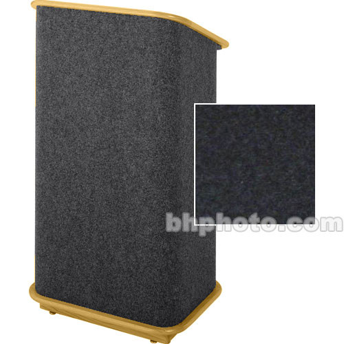 Sound-Craft Systems Spectrum Series CML Modular Lectern CMLBB (Onyx/Natural Oak)