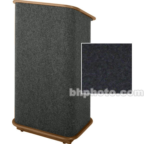 Sound-Craft Systems Spectrum Series CML Modular Lectern CMLBB (Onyx/Walnut)