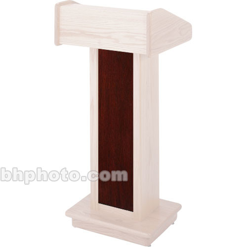 Sound-Craft Systems CSA Wood Front for LC Lecterns (Dark Mahogany)