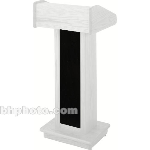 Sound-Craft Systems CSB Wood Front for LC Lecterns (Black Lacquer)