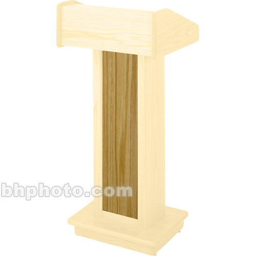 Sound-Craft Systems CSO Wood Front for LC Lecterns (Natural Oak)
