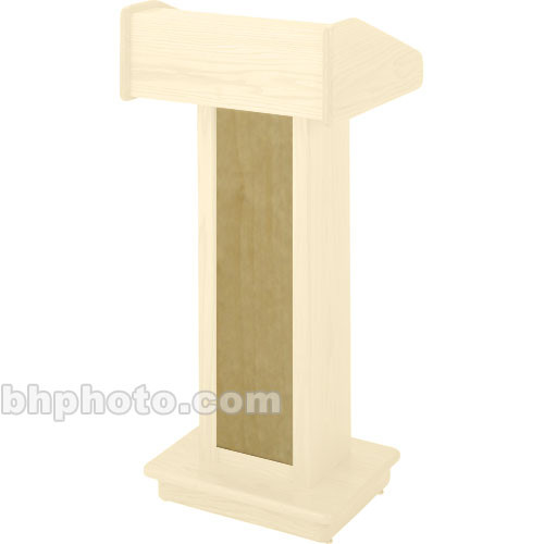 Sound-Craft Systems CSX Wood Front for LC Lecterns (Natural Maple)