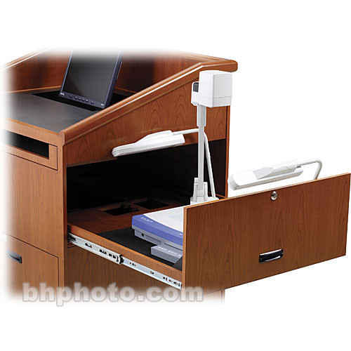 Sound-Craft Systems DCD Document Camera Drawer for Multimedia Lecterns
