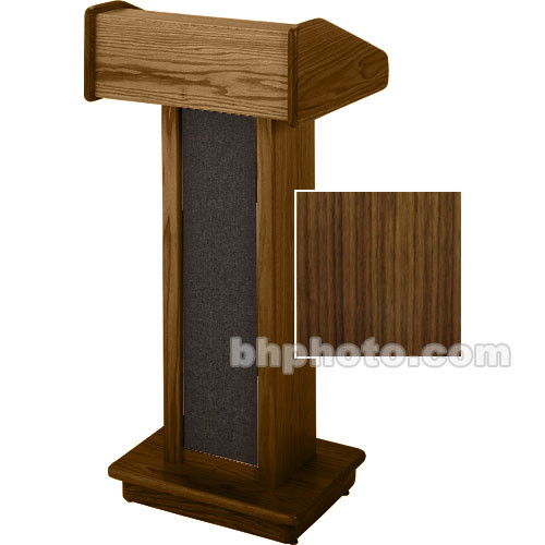 Sound-Craft Systems Lectern Two Series LC Floor Lectern LCW (Walnut)