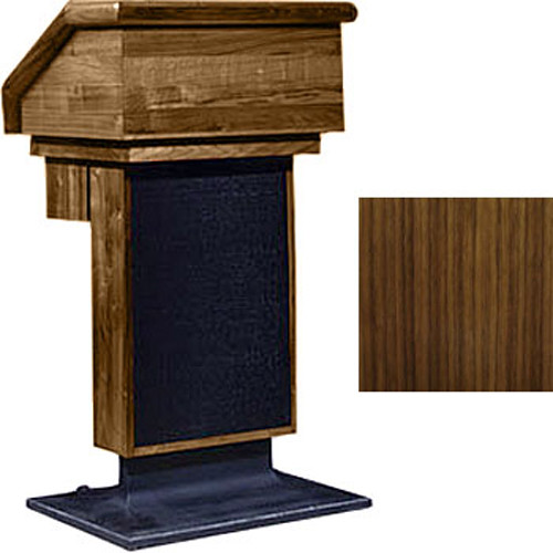 Sound-Craft Systems Lectern One Series LE1 Floor Lectern LE1W (Walnut)