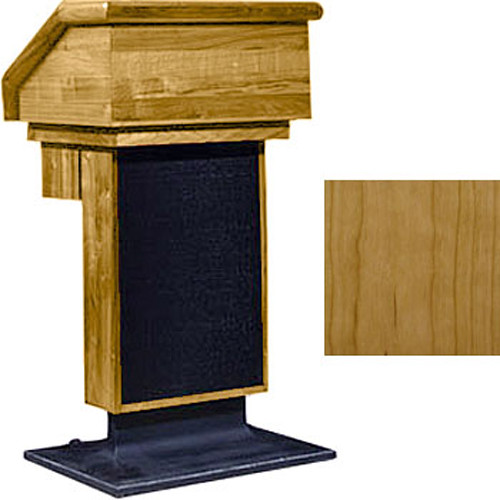 Sound-Craft Systems Floor Lectern (Natural Cherry)