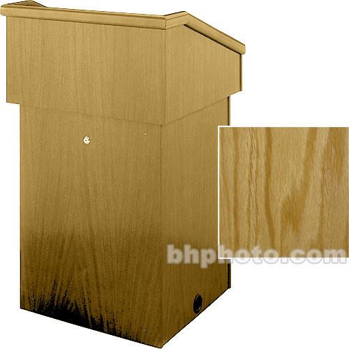 Sound-Craft Systems LT3 Floor Lectern LT3O (Natural Oak)