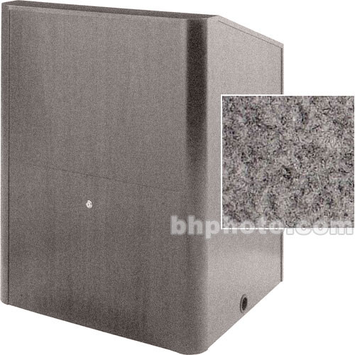 Sound-Craft Systems Multi-Media Lectern Carpet (Gunmetal)