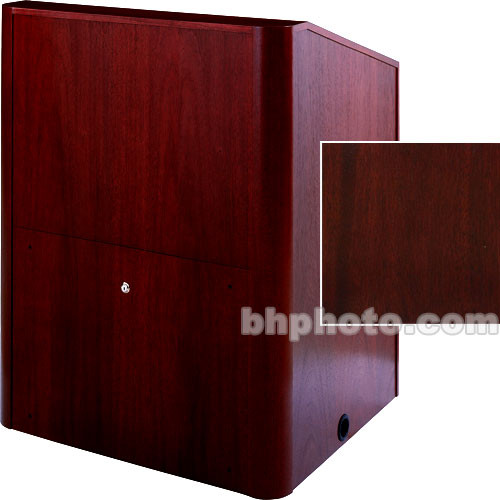 Sound-Craft Systems Multi-Media Lectern Carpet (Dark Mahogany)
