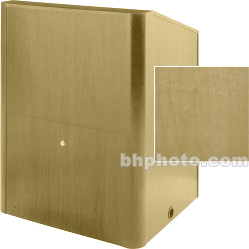 Sound-Craft Systems Camberlin Series Multi-Media Lectern MMR36VX (Natural Maple)