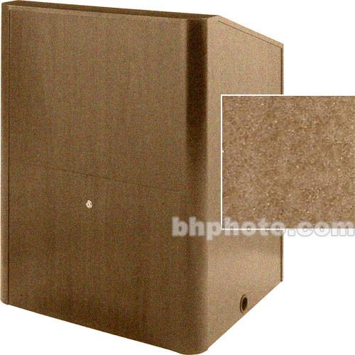 Sound-Craft Systems Camberlin Series Multi-Media Lectern MMR48CBN (Butternut)