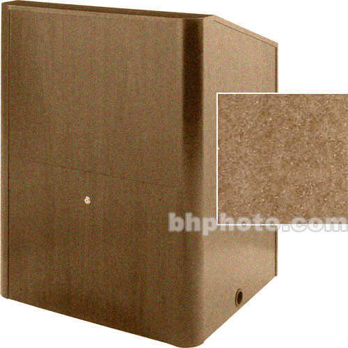 Sound-Craft Systems Multi-Media Lectern Carpet (Butternut)