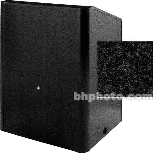 Sound-Craft Systems Multi-Media Lectern Carpet (Charcoal)