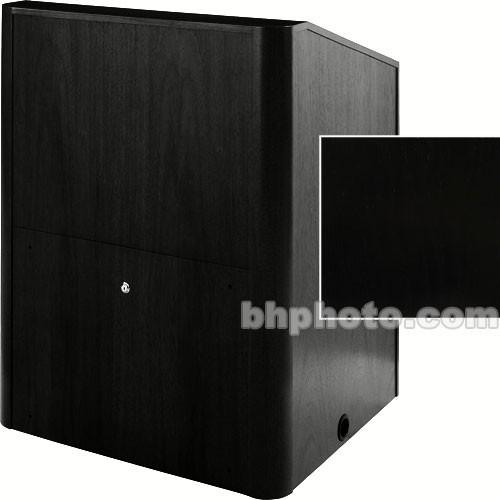 Sound-Craft Systems Camberlin Series Multi-Media Lectern MMR48VB (Black Oak)