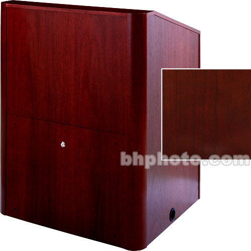 Sound-Craft Systems Multi-Media Lectern Carpet (Dark Cherry)