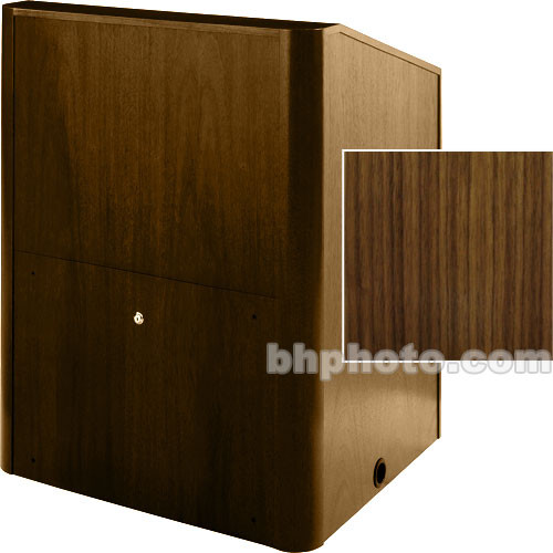 Sound-Craft Systems Multi-Media Lectern Carpet (Walnut)