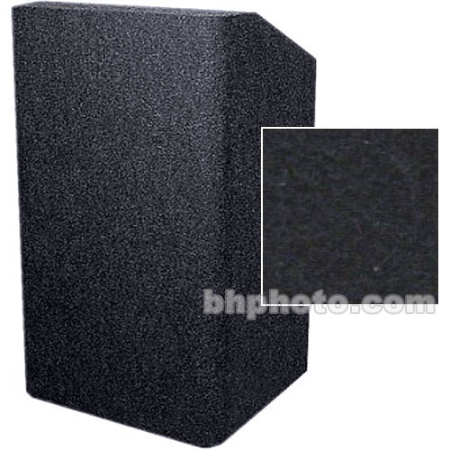 Sound-Craft Systems Floor Lectern Rounded Corners (Onyx)