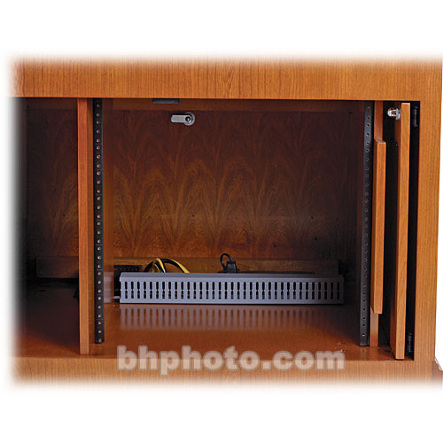 Sound-Craft Systems RM10MML 10-Space Rack Mount for Multimedia Lecterns