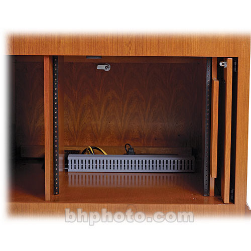 Sound-Craft Systems RM13 13-Space Mount for Presenter Desk Lectern