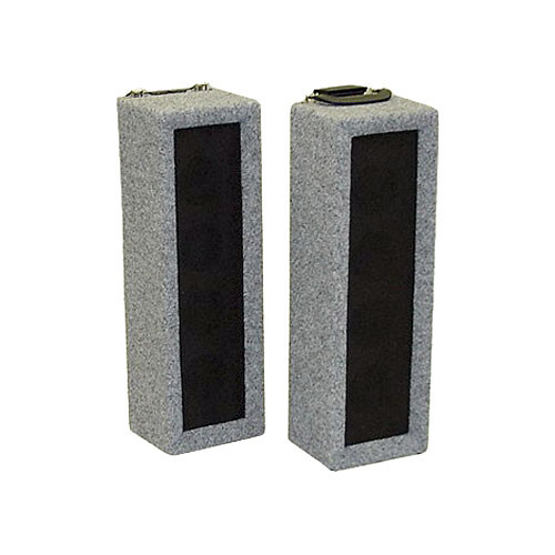 Sound-Craft Systems Carpeted 16-Watt Add-On Speaker Set for R600 Lecternette