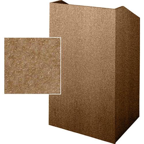 Sound-Craft Systems Floor Lectern (Butternut)
