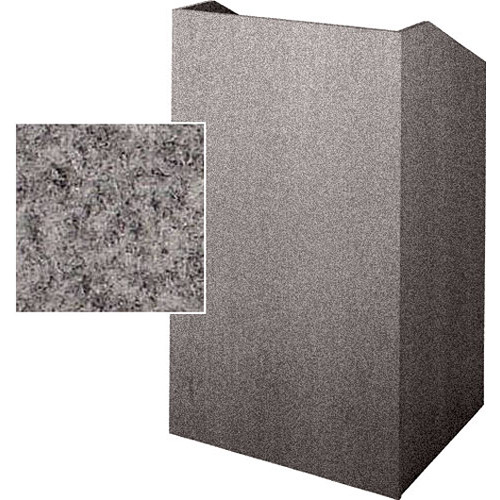 Sound-Craft Systems Floor Lectern (Gunmetal)