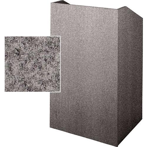 Sound-Craft Systems Floor Lectern (Gunmetal)
