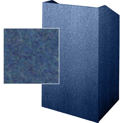 Sound-Craft Systems Floor Lectern (Navy)