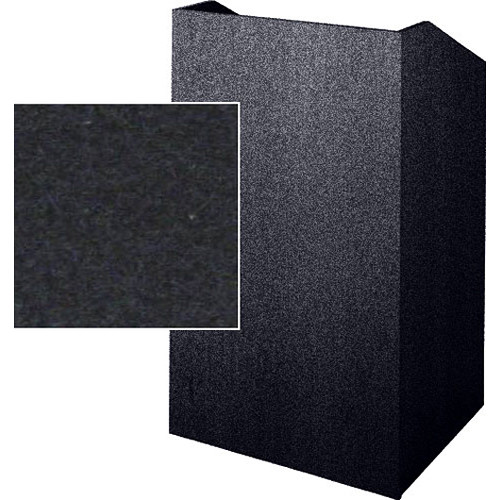 Sound-Craft Systems SC Series Floor Lectern SCC36O (Onyx)