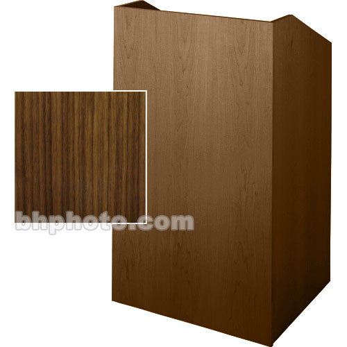 Sound-Craft Systems Floor Lectern (Walnut)